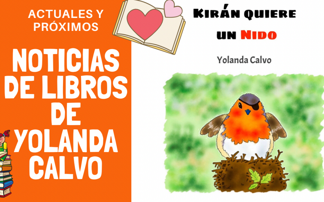 Noticias de Libros de Yolanda Calvo